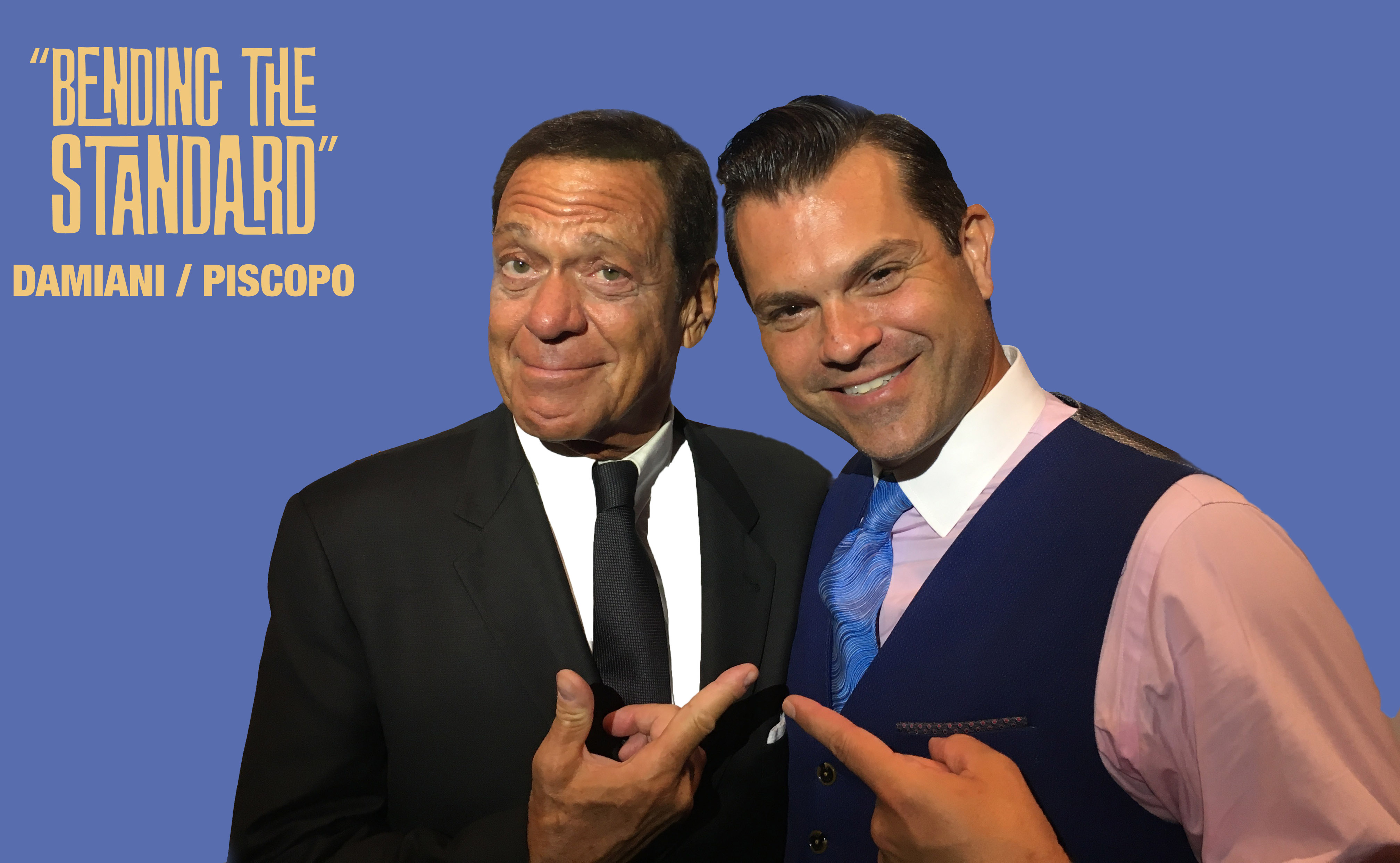 New Orleans, LA - Waldorf Astoria - JOE PISCOPO, DAVE DAMIANI & RENEE OLSTEAD - GREAT AMERICAN SPEAKEASY