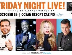 Friday Night Live - Sal, Haley, Landau, Damiani & Piscopo