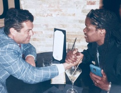 Damiani & Landau at The Rum House - NYC
