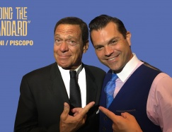 DAVE DAMIANI & JOE PISCOPO - BOARDWALK HALL, ATLANTIC CITY - MBCA