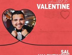 """Sal """"The Voice"""" Valentinetti w/ Dave Damiani & Orchestra"""